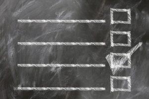 Checklist: Rohstoff-Aktien